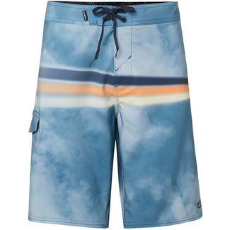 O'NEILL Hyperfreak Zap Boardshorts Herren blue aop