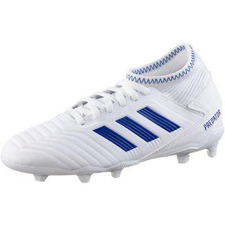 adidas PREDATOR 19.3 FG J Fußballschuhe Kinder ftwr white
