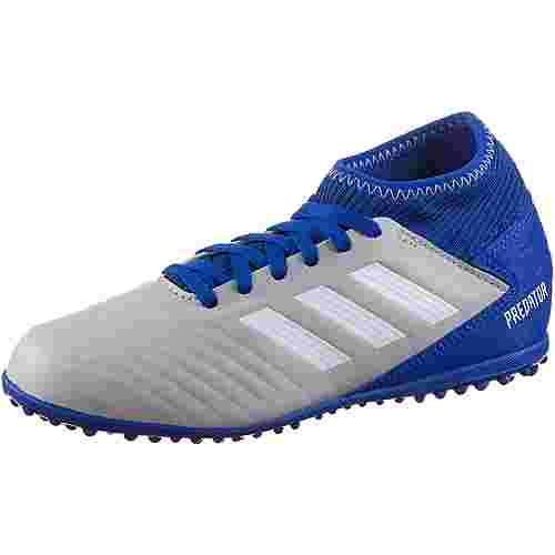 adidas PREDATOR 19.3 TF J Fußballschuhe Kinder grey two