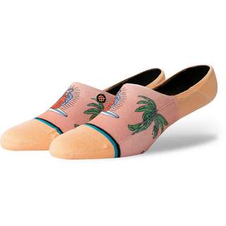 Stance Surfin Guadalupe Sneakersocken Herren melon