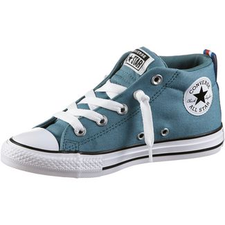 2e61d469c1107 CONVERSE Chuck Taylor All Star Sneaker Kinder celestial-teal-black-white
