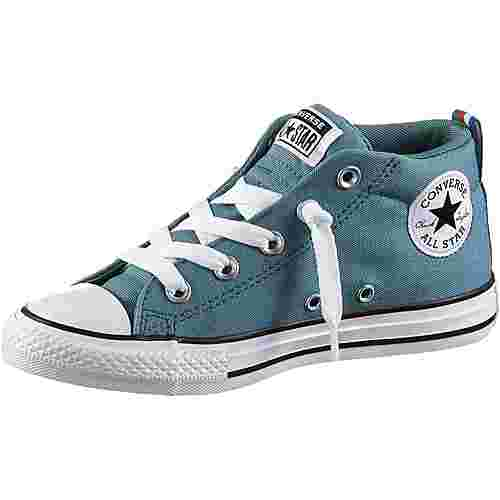 CONVERSE Chuck Taylor All Star Sneaker Kinder celestial-teal-black-white