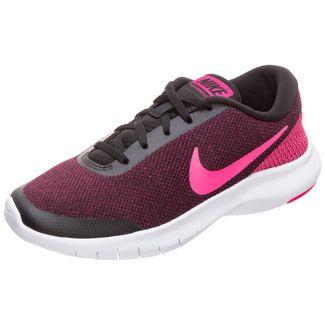 Nike Flex Experience Run 7 Laufschuhe Damen rot / schwarz