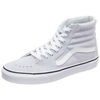 Vans Sk8-Hi Sneaker hellgrau / weiß