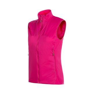 Mammut Rime Light In Flex Vest Women Outdoorweste Damen pink