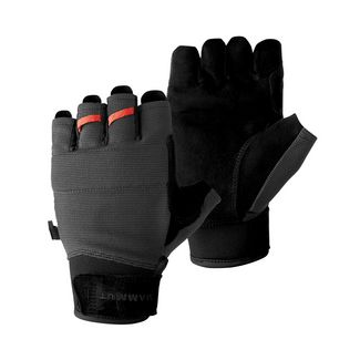 Mammut Pordoi Glove Outdoorhandschuhe black-graphite