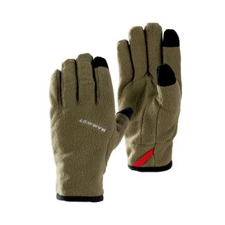 Mammut Fleece Glove Outdoorhandschuhe iguana