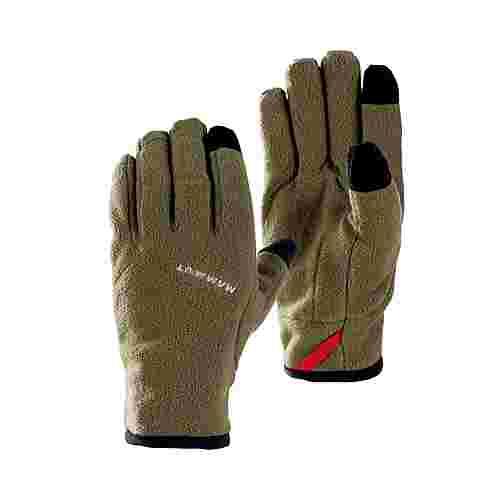 Mammut Fleece Glove Outdoorhandschuhe iguana