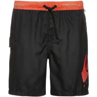 Quiksilver Critical Volley 17 Badeshorts Herren black