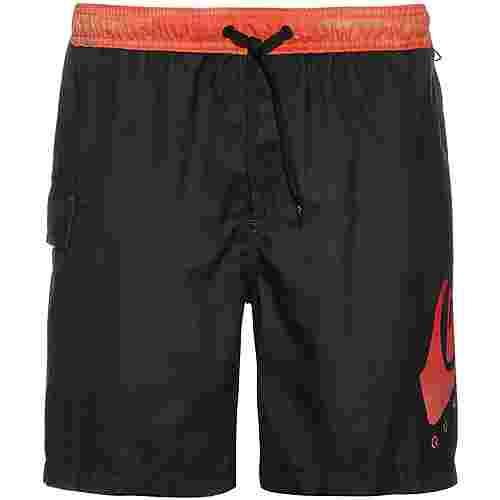 Quiksilver Critical Volley 17 Badeshorts Herren black