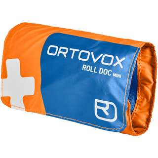 ORTOVOX First Aid Roll Doc Mini Erste Hilfe Set shocking orange