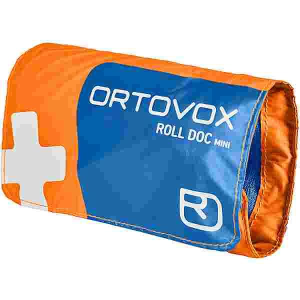 ORTOVOX First Aid Roll Doc Mini Erste Hilfe Set shocking orange