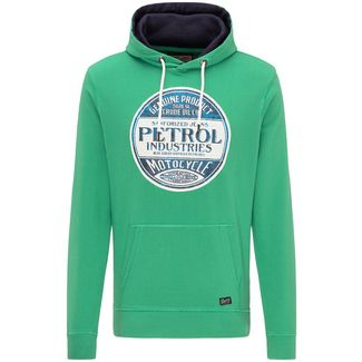 Petrol Industries Sweatshirt Herren Bright Green