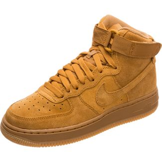 Nike Nike Air Force 1 High LV8 Sneaker Kinder hellbraun