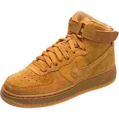 Nike Nike Air Force 1 High LV8 Sneaker Kinder hellbraun