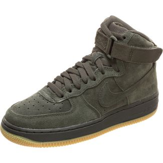 Nike Nike Air Force 1 High LV8 Sneaker Kinder dunkelgrün
