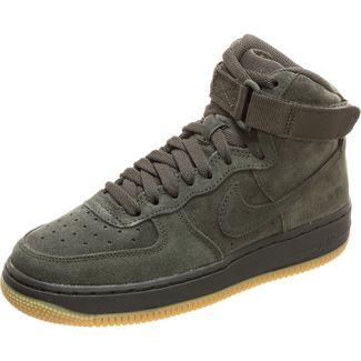los angeles 6d509 bedc6 Nike Nike Air Force 1 High LV8 Sneaker Kinder dunkelgrün