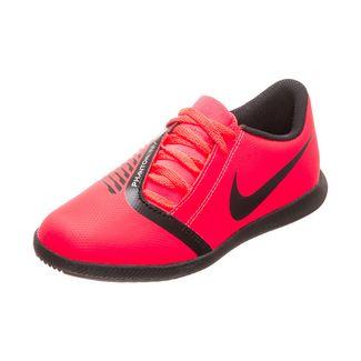 Nike Phantom Venom Club Fußballschuhe Kinder neonrot / schwarz