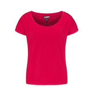 DreiMaster T-Shirt Damen rot