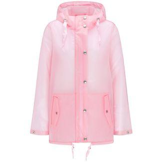 MYMO Regenjacke Damen rosa