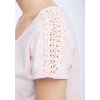 DreiMaster T-Shirt Damen rosa