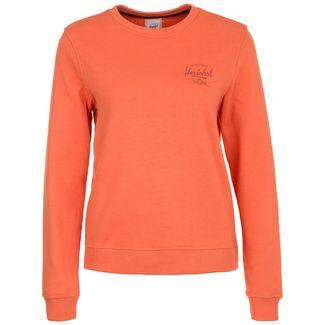 Herschel Crewneck Sweatshirt Damen korall