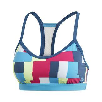 19c61a7639e3da ... Höchster Preis, Größter Rabatt. adidas Bikini Set Damen Multicolor /  Legend Marine / Shock Cyan