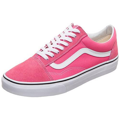 Vans Old Skool Sneaker Damen korall weiß im Online Shop