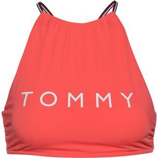 Tommy Hilfiger CORE SOLID BASIC Bikini Oberteil Damen hot coral