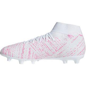 adidas NEMEZIZ 18.3 FG Fußballschuhe ftwr white