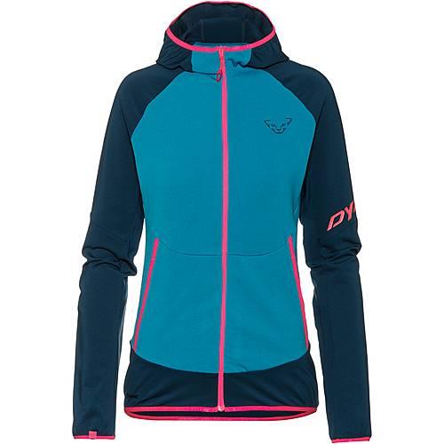 Dynafit TRANSALPER LIGHT Fleecehoodie Damen methyl blue im Online Shop von SportScheck kaufen