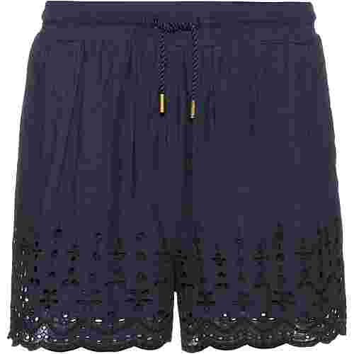 Superdry Annabelle Shorts Damen eclipse navy