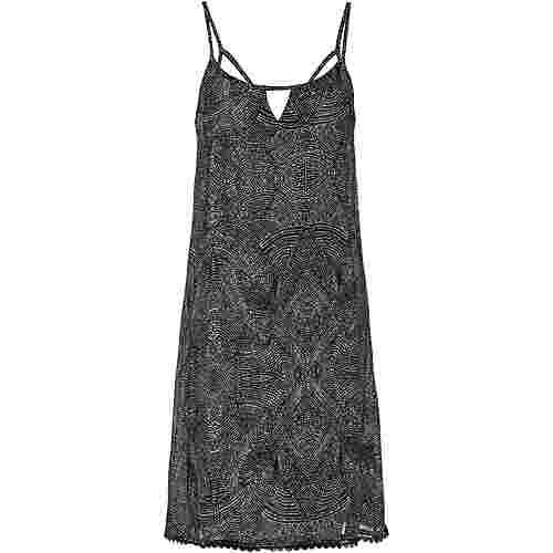O'NEILL Rosebowl Trägerkleid Damen black aop with white