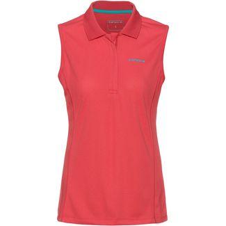 ICEPEAK KACELIA Poloshirt Damen coral-red
