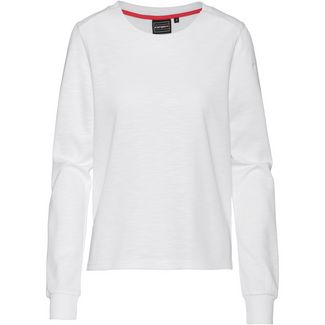ICEPEAK ETHEL Sweatshirt Damen optic white