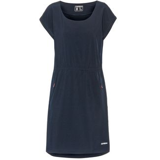 ICEPEAK SINDY Kurzarmkleid Damen navy blue