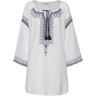 watercult Tunika Damen offwhite-indigo