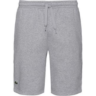 Lacoste Shorts Herren argent chine