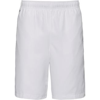 Lacoste Shorts Herren white-black