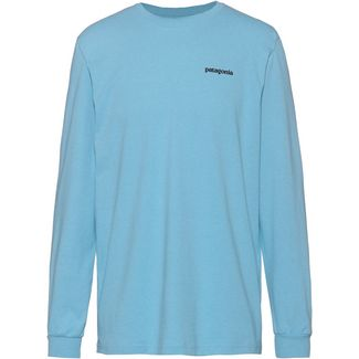 Patagonia Langarmshirt Herren break up blue