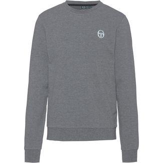 SERGIO TACCHINI Colbert Sweatshirt Herren dark grey melange-white