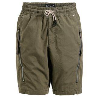 Khujo ZENTO Shorts Herren braun