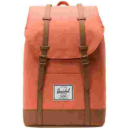 Herschel Retreat Daypack orange / braun