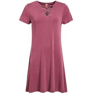 Khujo HONEY Jerseykleid Damen rosa