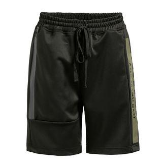 Khujo FRANZ Shorts Herren schwarz