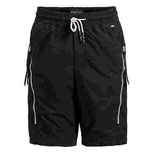 Khujo ZENTO Shorts Herren schwarz