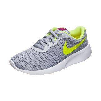 Nike Tanjun Sneaker Kinder grau / pink