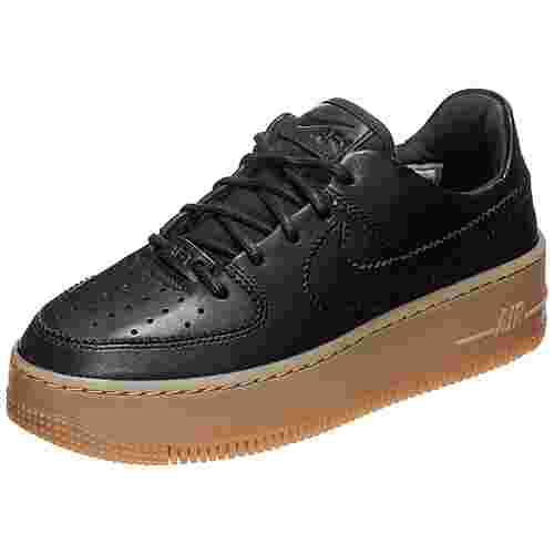Nike Air Force 1 Sage Low LX Sneaker Damen grau / braun