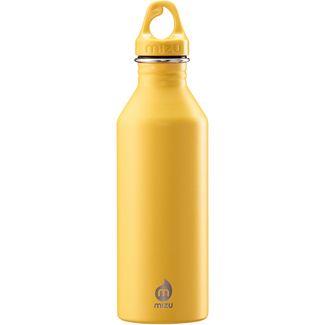 MIZU M8 Trinkflasche harvest gold