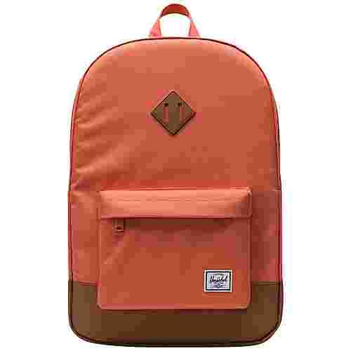 Herschel Heritage Daypack orange / braun